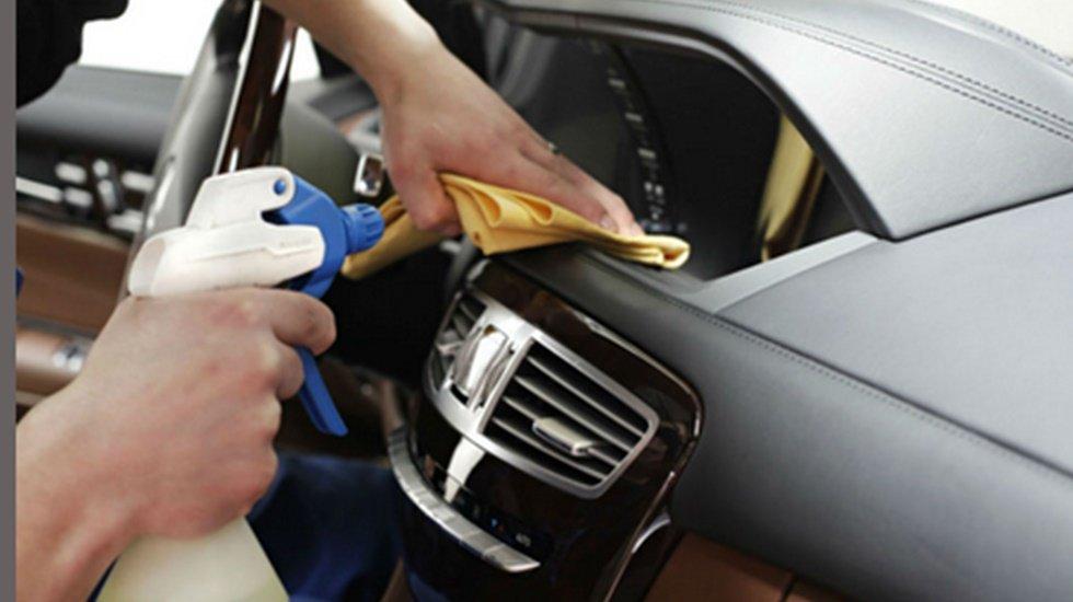 Arabanızı temizlemenin şaşırtıcı yolları