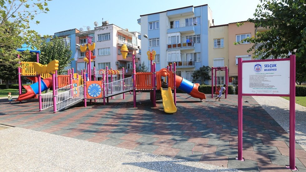 Efes Selçuk'ta 'Engelsiz Gezi Parkı' açılıyor