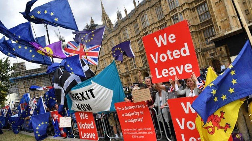 İngiliz parlamentosunda Brexit oylamasını muhalefet kazandı
