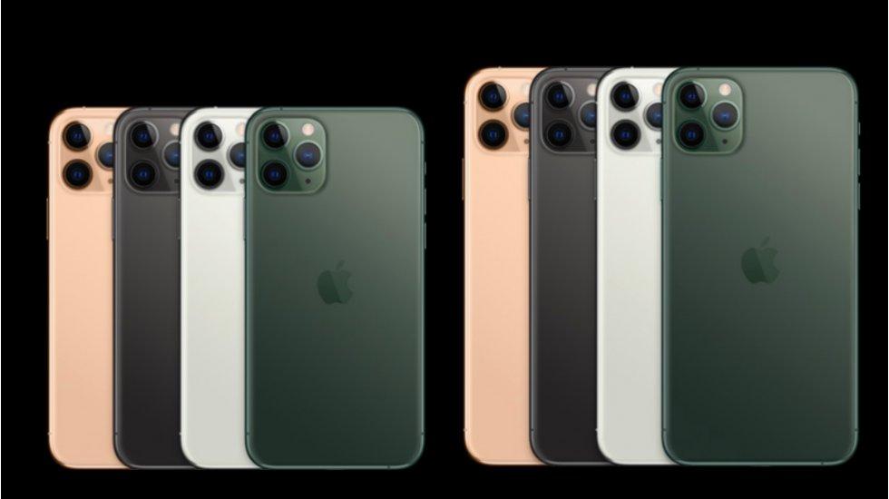 iPhone 11, 11 Pro ve 11 Pro Max modelleri tanıtıldı: İşte Türkiye fiyatları...