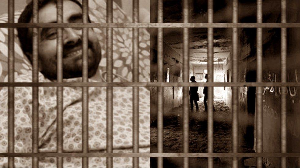 İsrail hapishanesindeki Filistinli gazetecinin ölümü protesto edildi