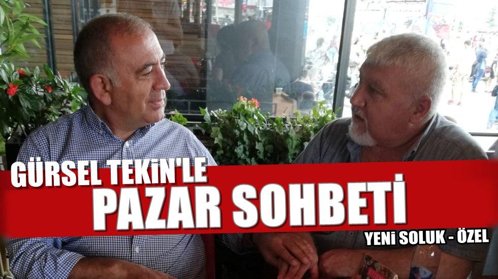"""Tekin: """"Görevimi yapıyorum. Türkiye'nin seçime ihtiyacı var"""""""