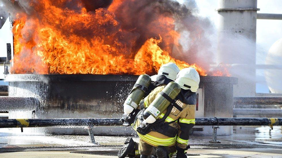 Yangın semineri başlıyor